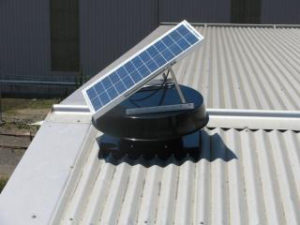 Solar Roof Ventilators