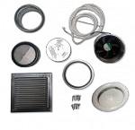 Ventilation Kit -1 with PV 12W
